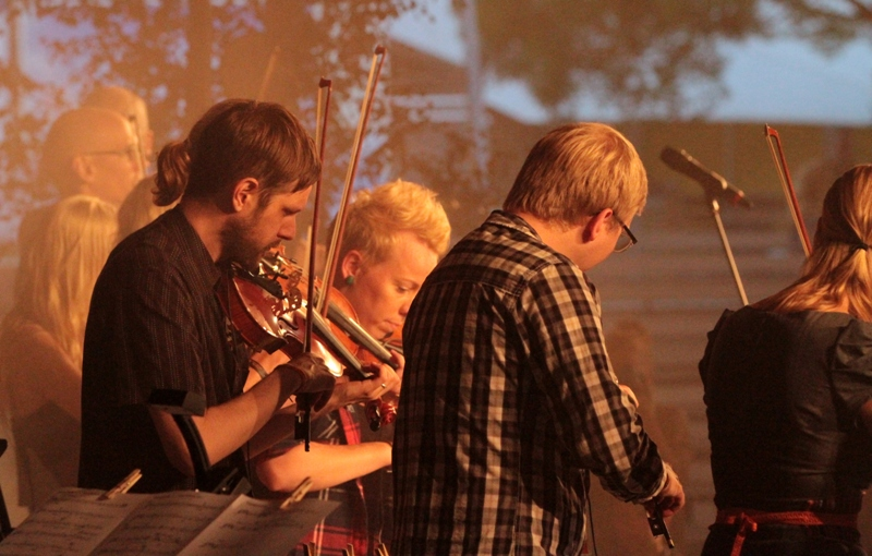 Folk All-in Band 2013 Kaustinen 03