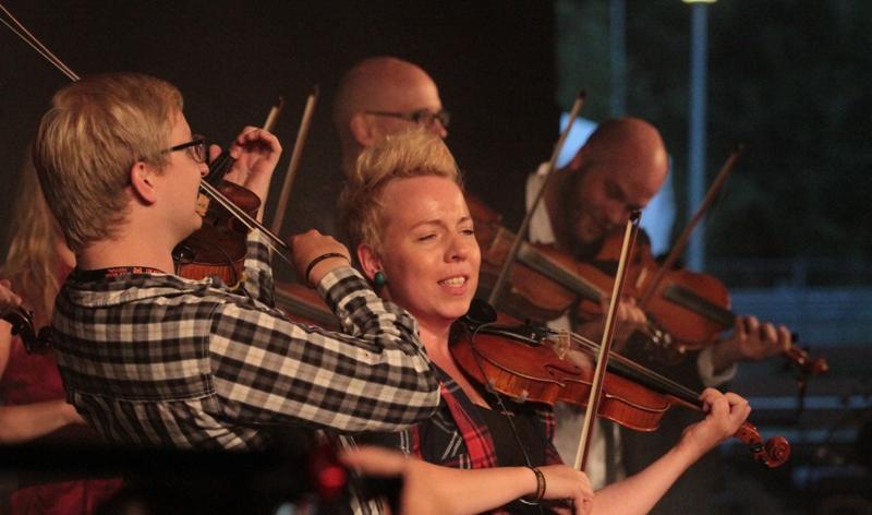 Folk All-in Band 2013 Kaustinen 05