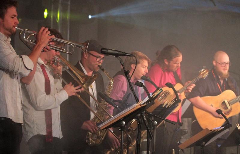 Folk All-in Band 2013 Kaustinen 06