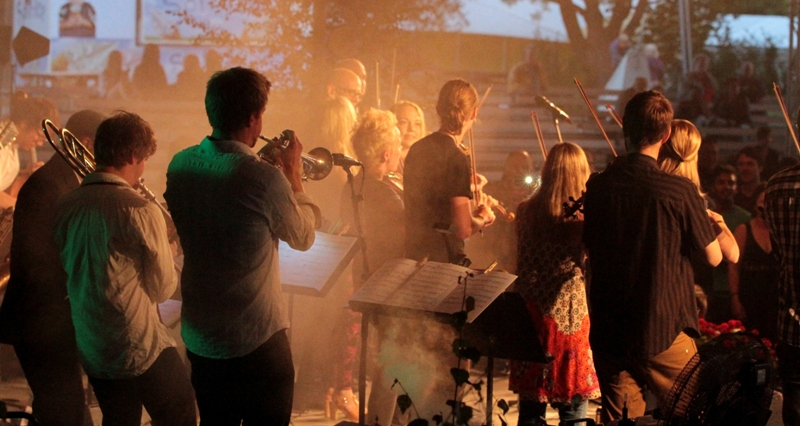 Folk All-in Band 2013 Kaustinen 09