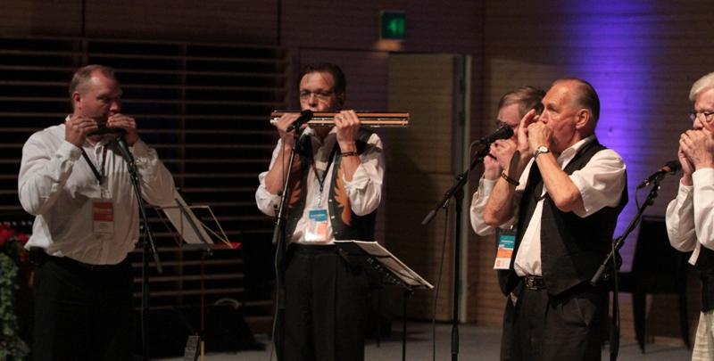 Huuliharppukonsertti 2013 Kaustinen 11