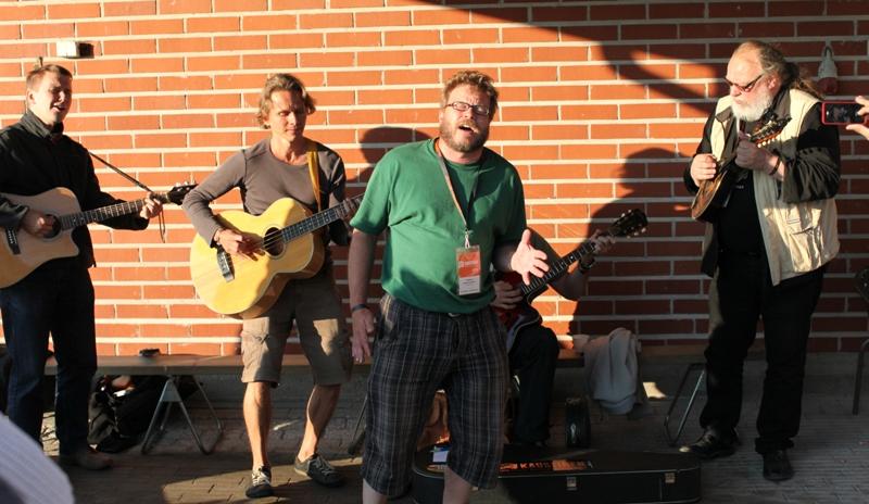 Pessi ja Juntti 2013 Kaustinen 05