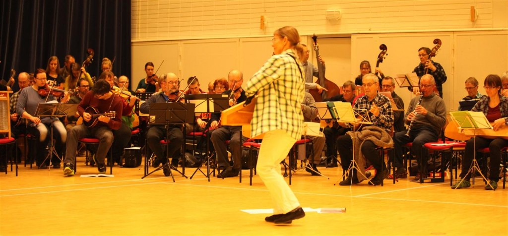 Oriveden kansanmusiikkikurssit 2014